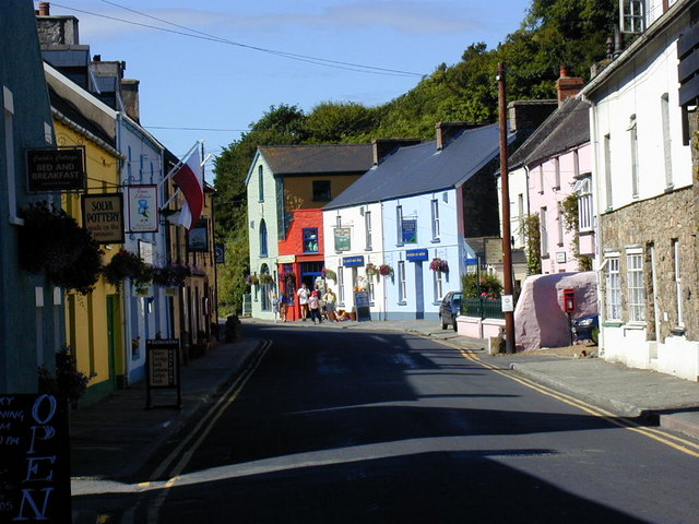 Solva Harbour Village