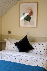 The Granary bedroom