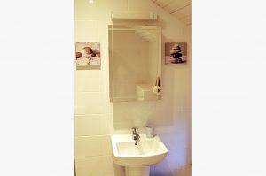 Tackroom bathroom
