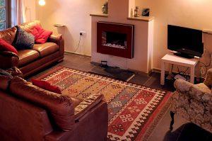 Tackroom lounge